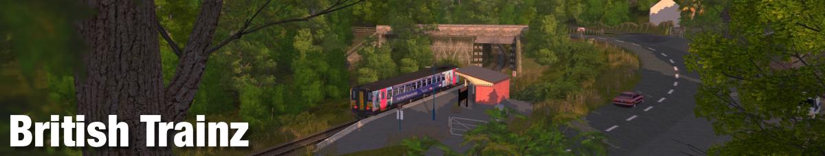 British Trainz